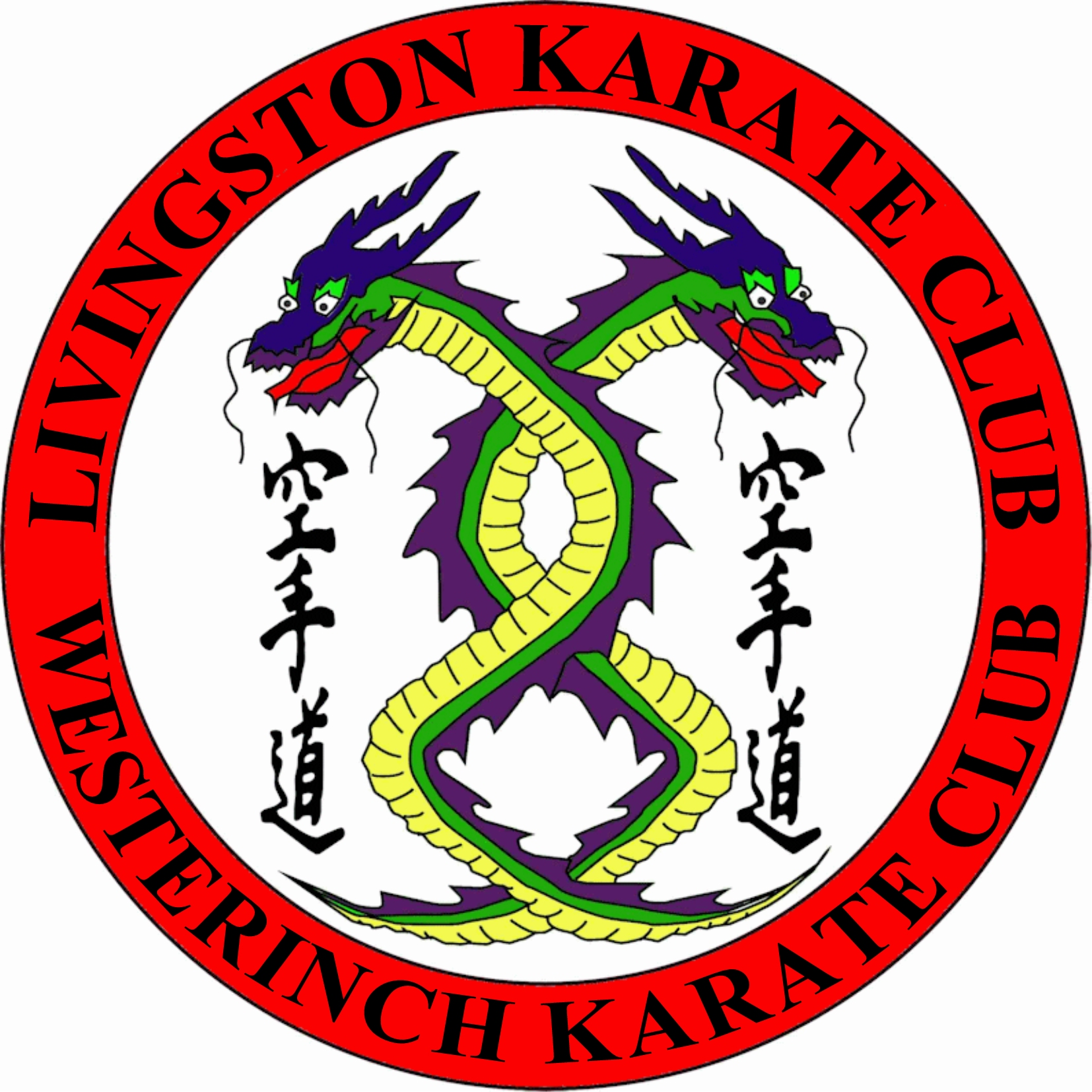 Westerinch Karate Club Logo